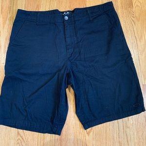 Oakley shorts. Black. Size 40. Never worn.